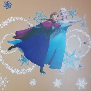 Disney's Frozen Giant Peel & Stick Wall Decals:OBO